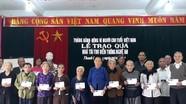 VNPT Nghệ An tặng 20 suất quà cho người cao tuổi Thanh Chương