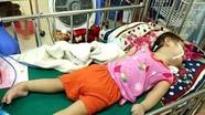 Xót xa bé gái 28 tháng tuổi bị mắc bệnh tim bẩm sinh