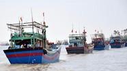 Nghệ An: Tăng thêm tàu thuyền lớn khai thác vùng khơi