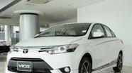 Nhiều mẫu xe ô tô tiếp tục giảm giá