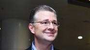 Tân Đại sứ Mỹ Daniel Kritenbrink đặt chân tới Hà Nội