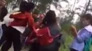 Triệu tập nhóm nữ sinh trong clip đánh bạn gây xôn xao dư luận