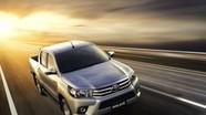 Những thay đổi trên Toyota Hilux 2017 vừa giới thiệu tại Việt Nam