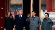 Lãnh đạo Mỹ - Trung gặp nhau ở Bắc Kinh bàn chuyện Triều Tiên