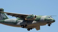 Vận tải cơ quân sự Brazil gặp sự cố, rơi tự do hơn 5.000 m