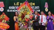 Trường THCS Lý Nhật Quang kỷ niệm 40 năm ngày thành lập