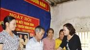 Bí thư Đảng ủy Khối các cơ quan tỉnh dự Ngày hội đại đoàn kết tại Hưng Nguyên