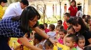 Bưu điện Nghệ An trao 518 suất quà học sinh xã nghèo xã Châu Thuận