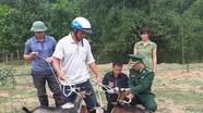 Bộ đội Biên phòng hỗ trợ 34 dê giống cho 17 hộ nghèo xã biên giới