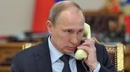 Tổng thống Nga lần đầu tiên điện đàm với các thủ lĩnh đối lập tại Ukraine