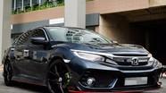 Nâng cấp ngoại hình cho Honda Civic