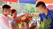 TP. Vinh: Giá hoa tươi dịp 20/11 đang tăng mạnh