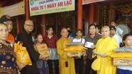 Trao 600 suất quà cho người dân vùng lũ Quỳnh Lưu