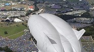 Máy bay lớn nhất thế giới bay cao hơn 2.000 mét
