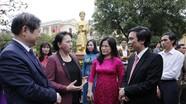 Chủ tịch Quốc hội thăm Trường THPT chuyên Phan Bội Châu