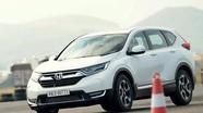 Honda CR-V 7 chỗ có gì mới?