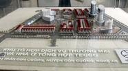 Đẩy nhanh tiến độ khu tổ hợp dịch vụ thương mại và nhà ở tổng hợp TECCO Con Cuông