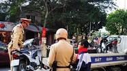 Công an huyện Nghi Lộc thông báo truy tìm chủ sở hữu phương tiện vi phạm hành chính