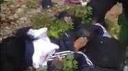 Nữ sinh bị tàu hỏa húc bay vài mét khi đi qua đường ray