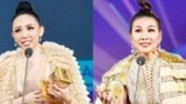 Thanh Hằng, Tóc Tiên giống nhau từ trang phục đến kiểu tóc