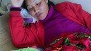 Sản phụ Nghệ An sinh con trên taxi