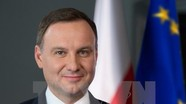 Tổng thống Ba Lan và phu nhân bắt đầu thăm cấp Nhà nước tới Việt Nam