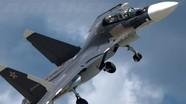 Su 30 Nga chặn máy bay hải quân Mỹ trên biển Đen?