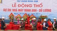 Đông thổ xây dựng nhà máy may cho 5.000 lao động ở Đô Lương