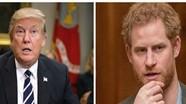 Hoàng tử Harry mời Obama dự đám cưới, 'ngó lơ' Tổng thống Trump?