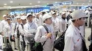 Nghệ An đứng đầu cả nước về số người đi xuất khẩu lao động