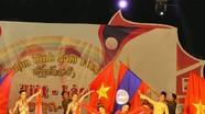 Nồng thắm tình hữu nghị đặc biệt Việt Nam - Lào