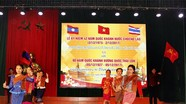 Lưu học sinh Lào, Thái Lan kỷ niệm Ngày Quốc khánh trên đất Nghệ An