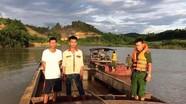 Xử lý dứt điểm tình trạng thác cát sạn trái phép trên sông Lam