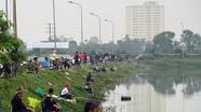 108 cần thủ ba miền tranh tài câu cá ở Vinh