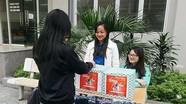 Hội đồng hương sinh viên Nghệ Tĩnh chung tay gây quỹ từ thiện