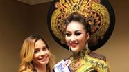 Phi Thanh Vân lên tiếng trước nghi vấn sang Mỹ thi hoa hậu 'chui'