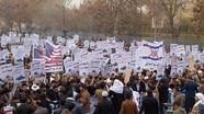 Dân Afghanistan rầm rộ biểu phản đối Trump