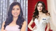 10 gương mặt thí sinh dẫn đầu Hoa hậu Hoàn vũ Việt Nam 2017