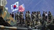 Trung Quốc tố Mỹ - Nhật - Hàn gây phiền toái vì tập trận chung