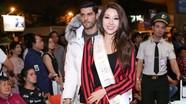 'Bản sao' Ngọc Trinh và dàn người đẹp chào đón Hoa hậu, Nam vương Siêu quốc gia 2017