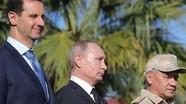 Ván cờ Trung Đông: Nga đang 'chơi trên cơ' Mỹ và không sa lầy ở Syria
