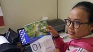Dự án sách giáo khoa tái chế của cô gái Nghệ giàu nghị lực
