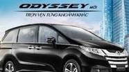 Honda Việt Nam chính thức triệu hồi xe Accord và Odyssey