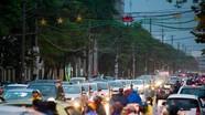 Nghệ An tìm giải pháp chống ùn tắc giao thông