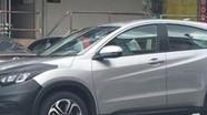Honda HR-V 2018 phiên bản nâng cấp lộ diện