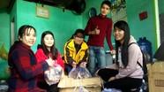 Sinh viên Nghệ An ở Huế bán bánh làm từ thiện