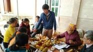 JICA hướng dẫn phân loại và bảo quản Cam Vinh theo tiêu chuẩn