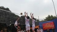 Sư đoàn 324: Giải bóng chuyền chào mừng ngày truyền thống