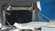 Ngân hàng khẳng định không mất tiền trong cây ATM bị nổ