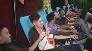 800 tình nguyện viên Nghi Lộc tham gia hiến máu nhân đạo
